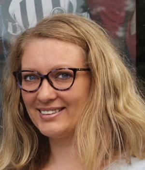 Irina Eigenseer - Optik Zach Aschaffenburg - Das Team